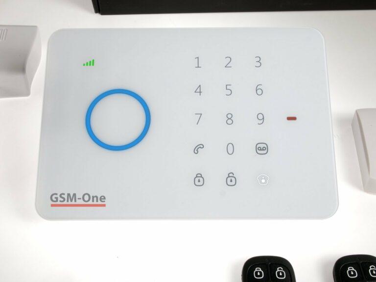 GSM-One DRH-206 Touch im Vergleich